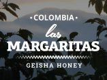 COLOMBIA COFFEE - LAS MARGARITAS - GEISHA HONEY