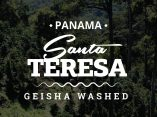 PANAMA COFFEE - SANTA TERESA - GEISHA WASHED