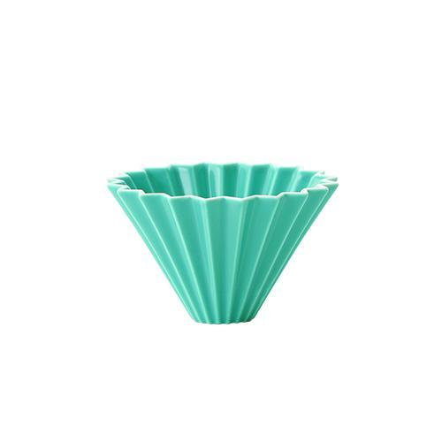 Origami Dripper small Turquoise