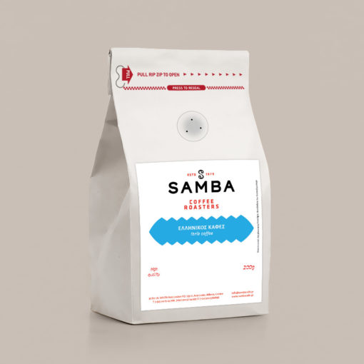 Samba Coffee Roasters Greek Coffee