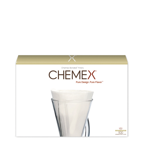 Chemex paper filters 3 cups